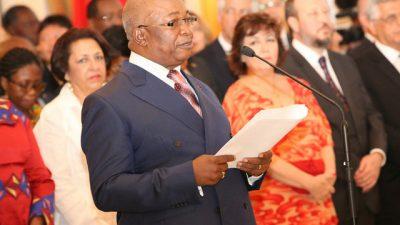 Corpo diplomático reafirma disponibilidade em apoiar o País