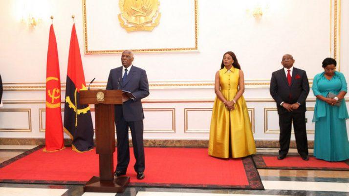Chefe de Estado ressalta qualidades do Decano do Corpo diplomático
