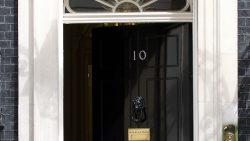 Number 10 UK Prime Minister